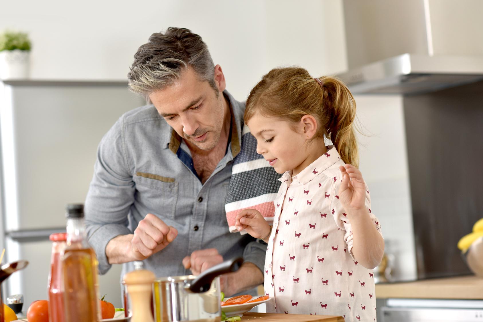 Claves nutricionales para padres: cómo combatir la obesidad infantil