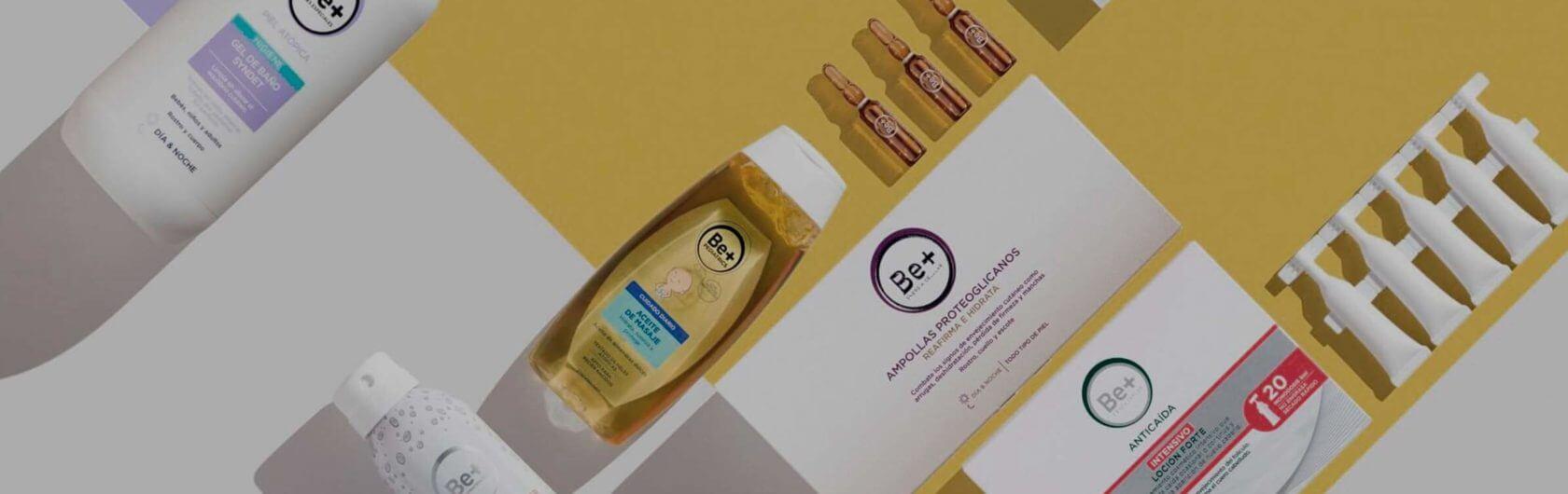 Cinfa Be+, cuidado de la piel y el cabello: antiedad, anticaída, fotoprotección…