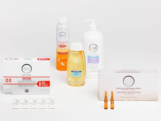 Cinfa Be+: gama de soluciones para cuidado de la piel
