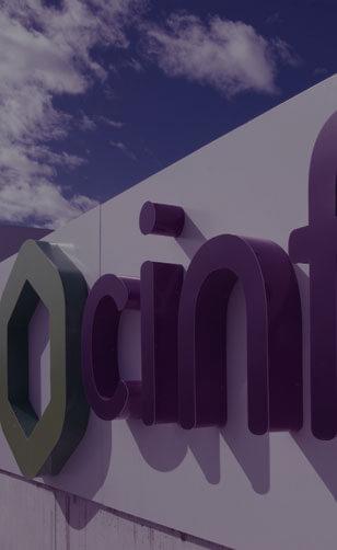 Planta de producción CINFA en Olloki